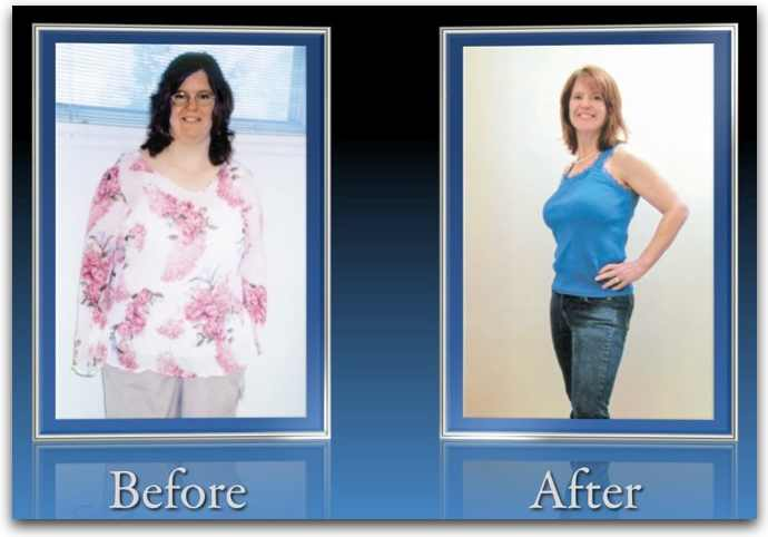 Kathleen Rushlow lost 100 lbs with Take Off Pounds ...